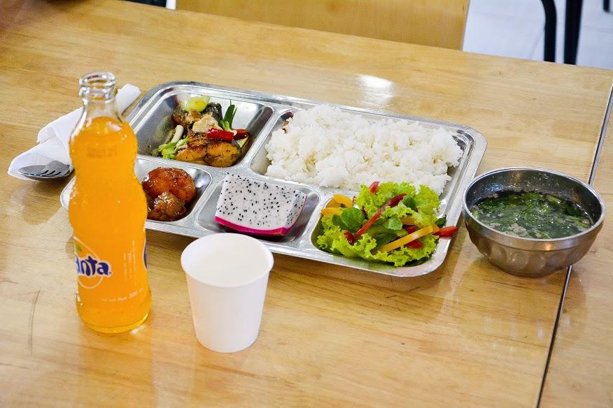 Suất Ăn Cho Công Ty - Xí Nghiệp
